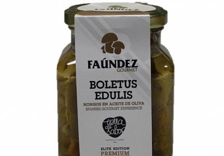 BOLETUS EDULIS SAUTÉED