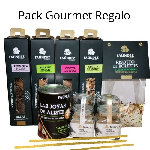 Pack Gourmet Regalo