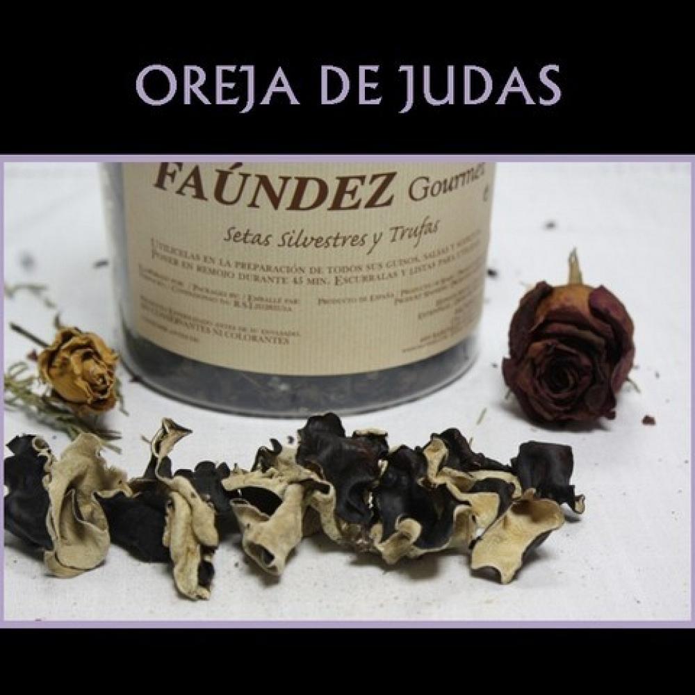 Oreja de Judas Deshidratada