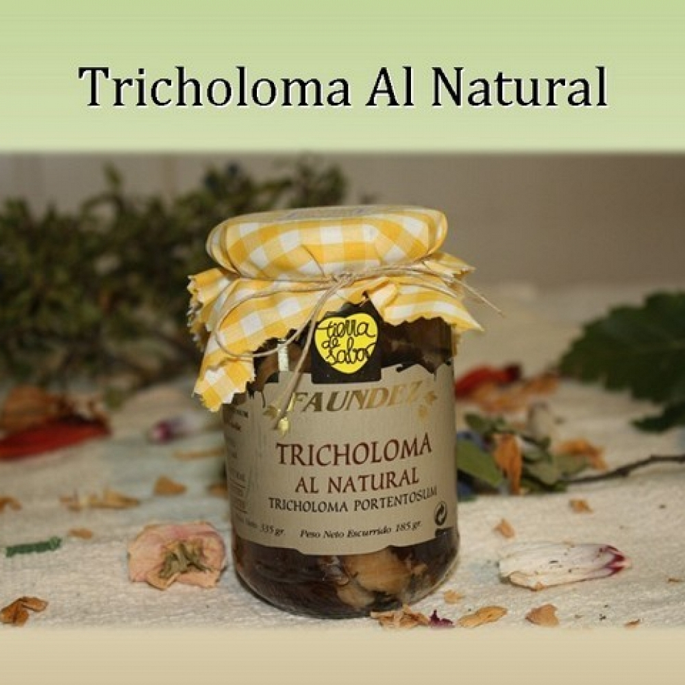 Tricholoma in Natural Stile Extra 335gr