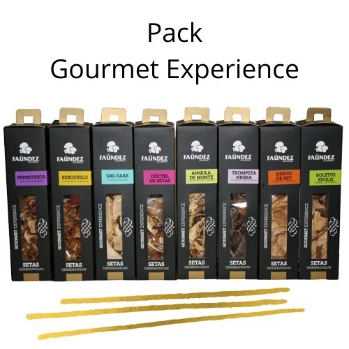 Pack Gourmet Experience