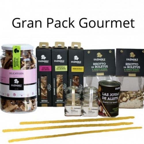 Gran Pack Gourmet