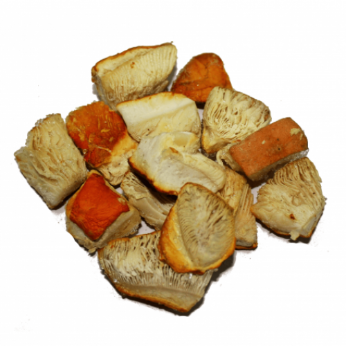 Quick-Frozen Caesar's Mushroom Cube First