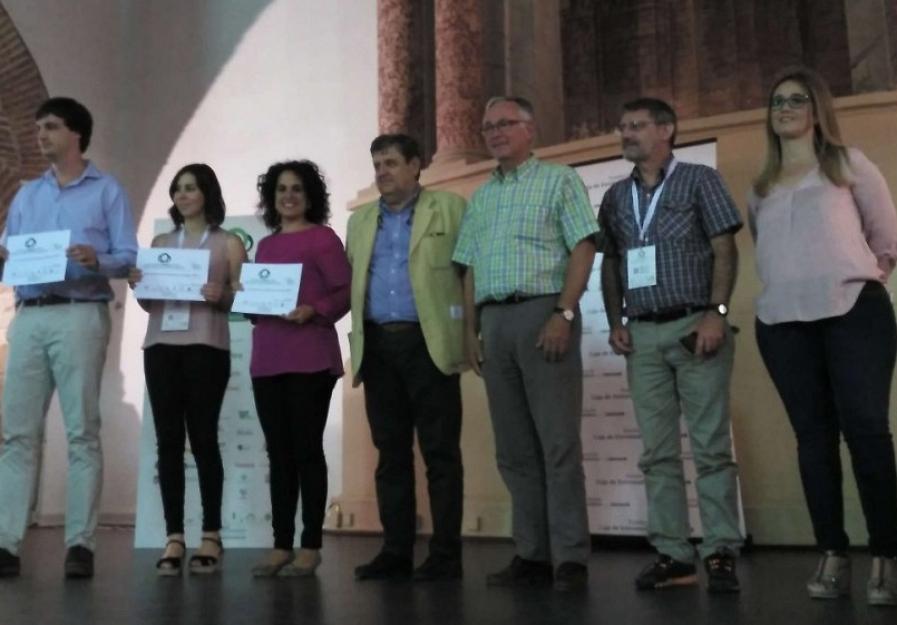 La producción integrada de Boletus le otorga a Olaya Mediavilla el premio 3MT