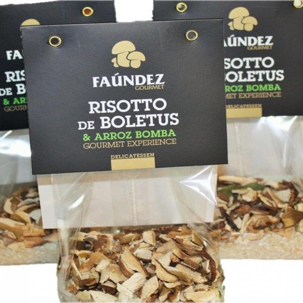 Boletus Rissoto & Rice Pump 250g