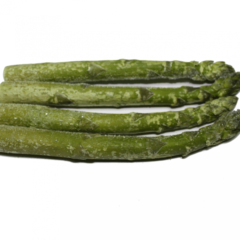 Quick-Frozen Green Asparagus