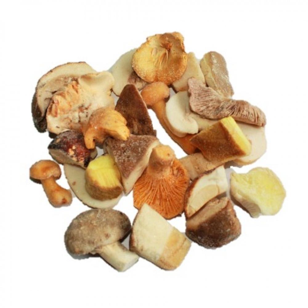Quick-Frozen Mixture 7 Mushrooms Extra