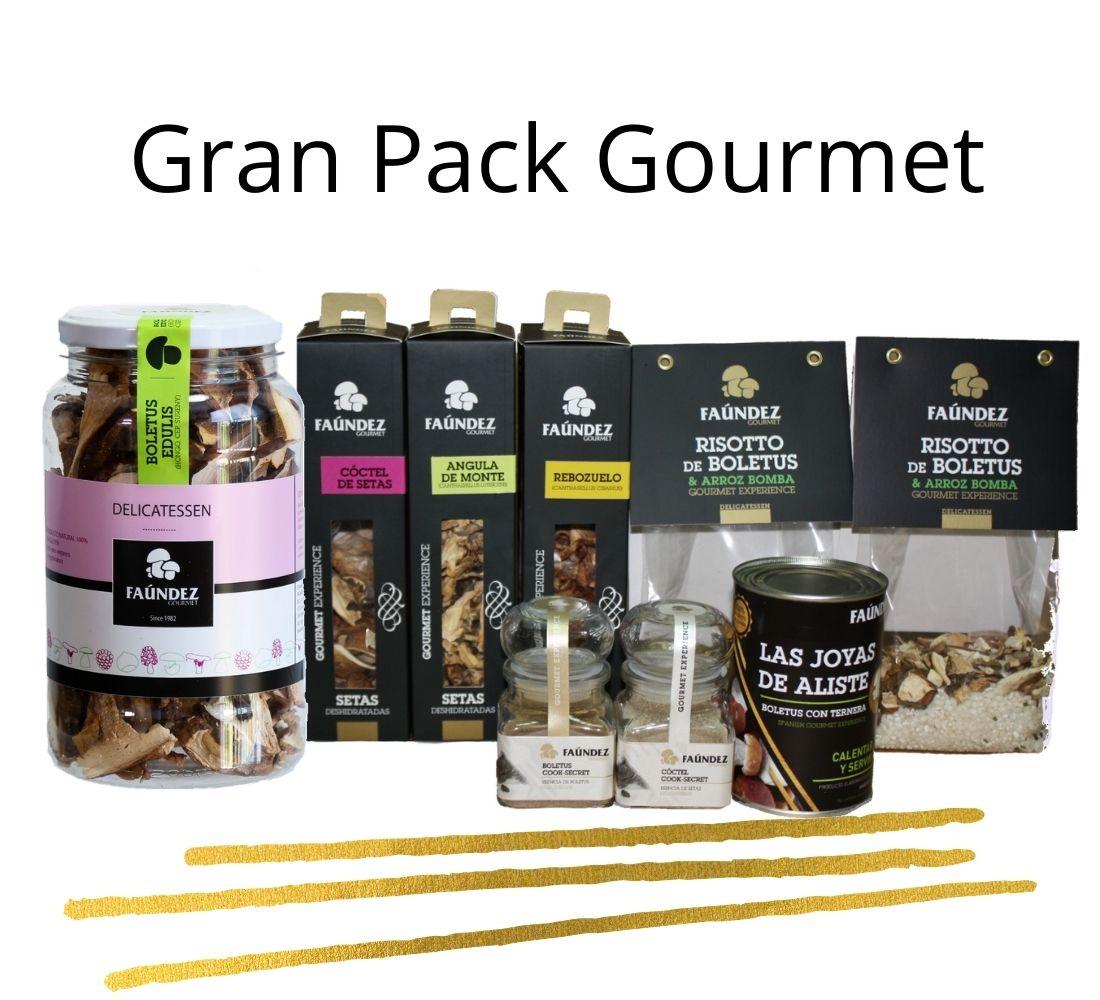 Gran Pack Gourmet